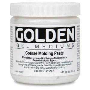 GOLDEN COARSE MOLDING PASTE 237ML