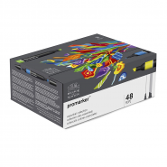 WINSOR & NEWTON PROMARKER ESSENTIAL COLLECTION 48-SET