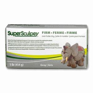 LERA SUPER SCULPEY 450G GRÅ