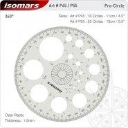 P55 PRO-CIRCLE 360GR 14CM