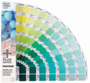 PANTONE PLUS FÄRGKARTA COLOR BRIDGE COATED GG6103N