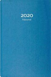 TIDJOURNAL 2020 BLÅ, BURDE