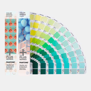 PANTONE+ FÄRGKARTA COLOR BRIDGE 2-SET C/U