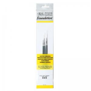FOUNDATION PENSELSET NO 1