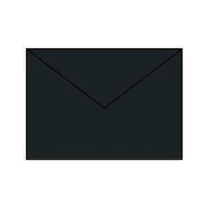 PAPERADO KUVERT B6 BLACK