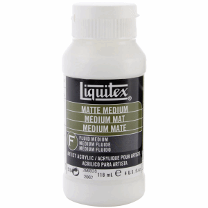 LIQUITEX MATTE MEDIUM 237 ML