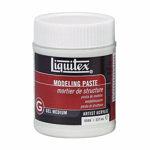 LIQUITEX MODELING PASTE 237ML