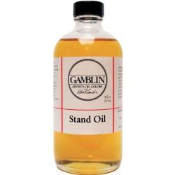 GAMBLIN 8 OZ. LINSEED STAND OIL