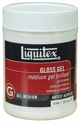 LIQUITEX GLOSS GEL 237 ML