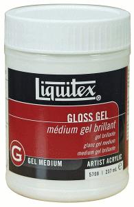 LIQUITEX GLOSS GEL 473 ML