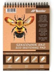 BLOCK KVISTPAPPER 225GRAM BEE