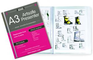 MAPAC ARTSAFE PRESENTER A3