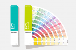 PANTONE FÄRGKARTA CMYK COLOR GUIDE SET/2