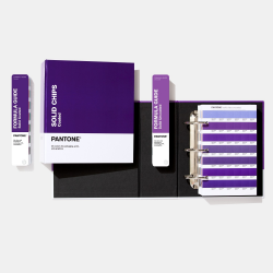 PANTONE FÄRGKARTA SOLID COLOR SET GP1608A