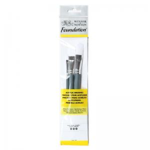 FOUNDATION PENSELSET NO 2