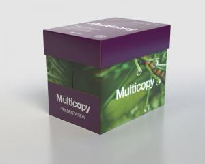 MULTICOPY PRESENTATION LASERPAPPER 120G A4 400-PACK