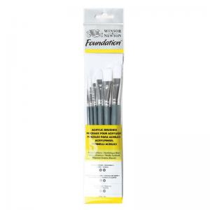 FOUNDATION PENSELSET NO 7