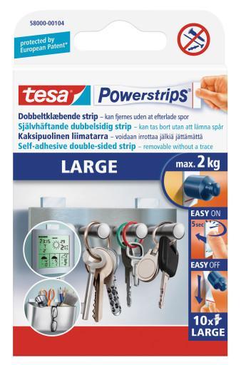 tesa powerstrips fästkuddar 75 kr inkl moms tejp köp den på matton ab 057d8a7c203c9