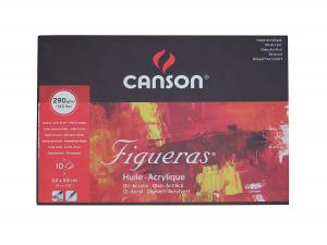 CANSON FIGURERAS 33X24 CM 290 GRAM