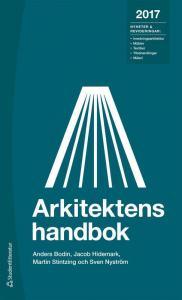 ARKITEKTENS HANDBOK 2017