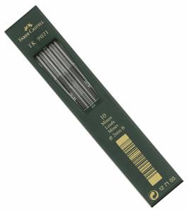 BLYERTSSTIFT 2MM, 3B