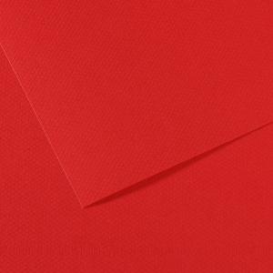 CANSON MI-TIENTES, BRIGHT RED