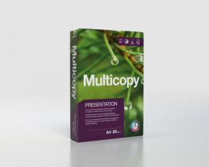 MULTICOPY PRESENTATION LASERPAPPER 120G A4 500-PACK