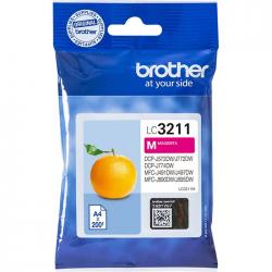 BLÄCKPATRON BROTHER DCP-J572 MAGENTA