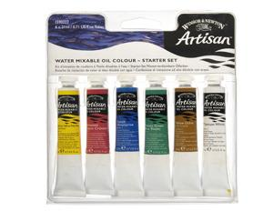 Vattenbaserad färg på oljefärg