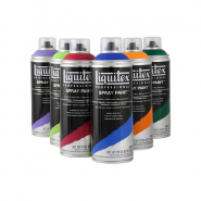 LIQUITEX SPRAYFÄRG CADMIUM YELLOW LIGHT HUE 6