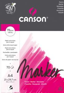 CANSON MARKER LAYOUTBLOCK A4
