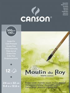 CANSON MOULIN DU ROY 30X40 GF