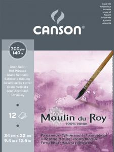 CANSON MOULIN DU ROY 24X32 GS