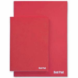 SKISSBLOCK AMI RED PAD 120GRAM