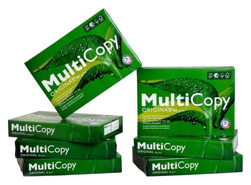 Multicopy A4 80g Ohålat 500-pack 75 kr (inkl moms ... Multicopy