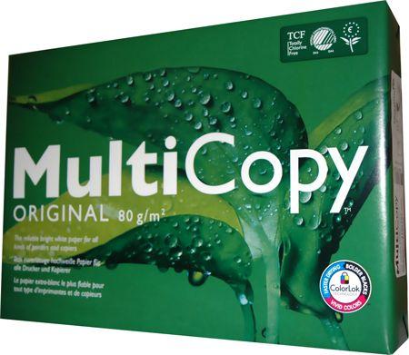 Multicopy A2 Ohålat 80gram 2 kr (inkl moms ... Multicopy