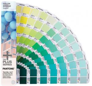 PANTONE+ FÄRGKARTA COLOR BRIDGE COATED