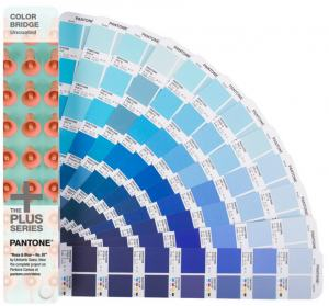 PANTONE PLUS FÄRGKARTA COLOR BRIDGE UNCOATED GG6104N
