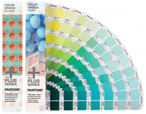 PANTONE+ COLOR BRIDGE 2-SET C/U