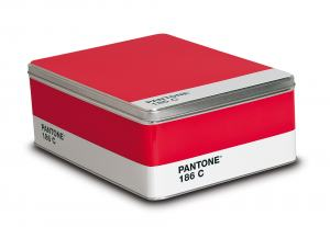 PANTONE BOX A4 RUBY RED