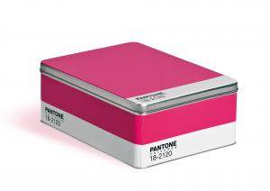 PANTONE BOX A4 HONEYSUCKLE