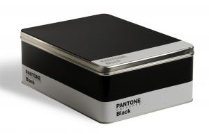 PANTONE BOX A4 BLACK