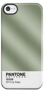 PANTONE IPHONE 5 COVER SHINING SAGE