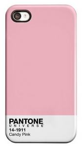 PANTONE IPHONE 5 COVER CANDY PINK