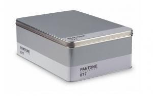 PANTONE BOX A4 SILVER
