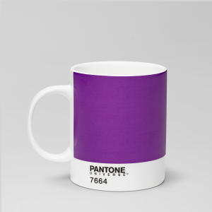 PANTONE MUGGAR PURPLE 7664 6-PACK