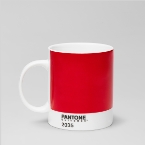 PANTONE MUGGAR RED 2035 6-PACK