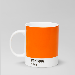 PANTONE MUGGAR ORANGE 1585 6-PACK
