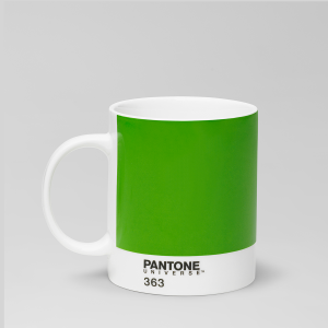 PANTONE MUGGAR GREEN 363 6-PACK