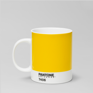 PANTONE MUGGAR YELLOW 7406 6-PACK